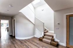 Skylights and stairways