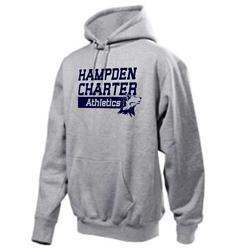 Super Heavy Weight Hooded Sweatshirt