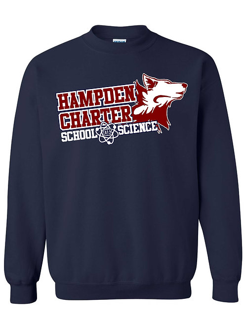 Uniform Crewneck Sweatshirt