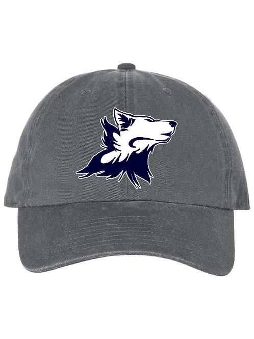 Wolves Dad Cap