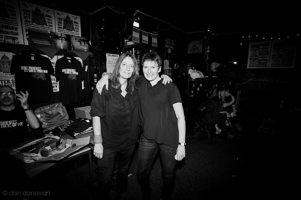 deux furieuses album launch photo Dan Donovan