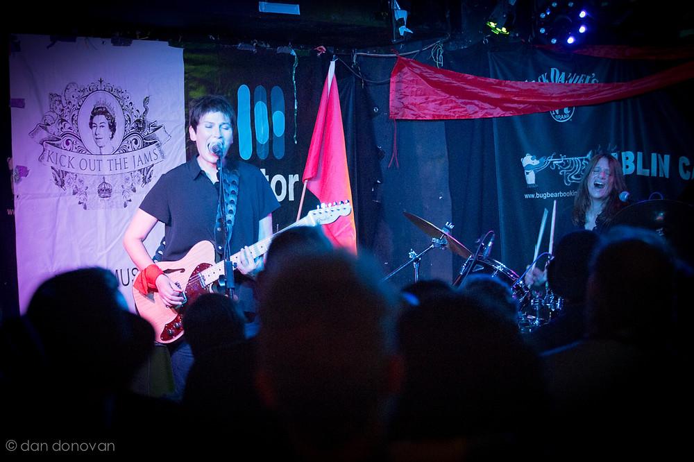 deux furieuses album launch photo by Dan Donovan