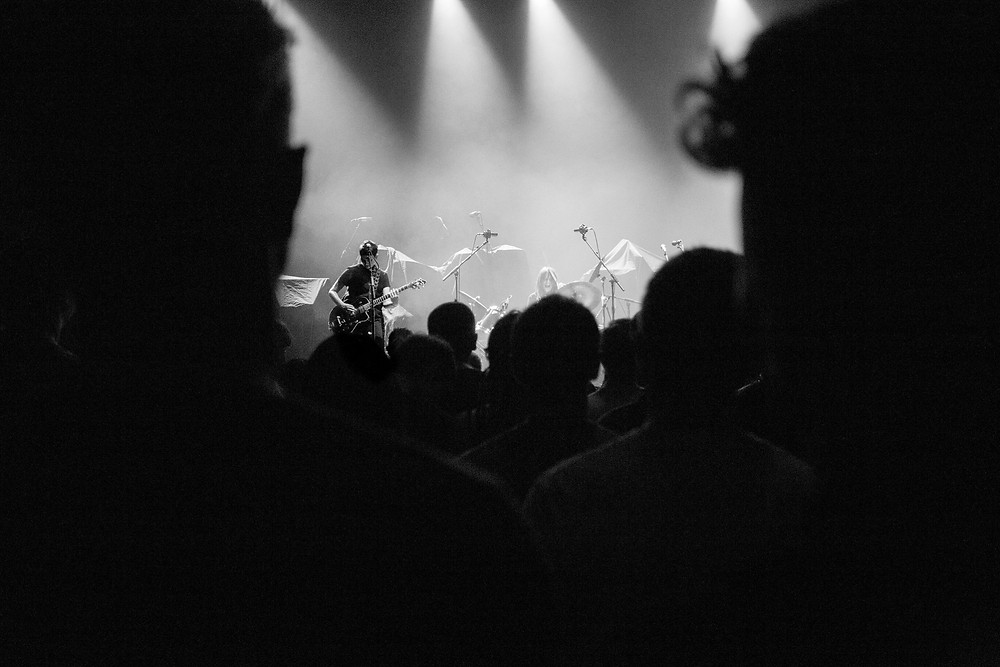 Deux Furieuses live at The Roundhouse