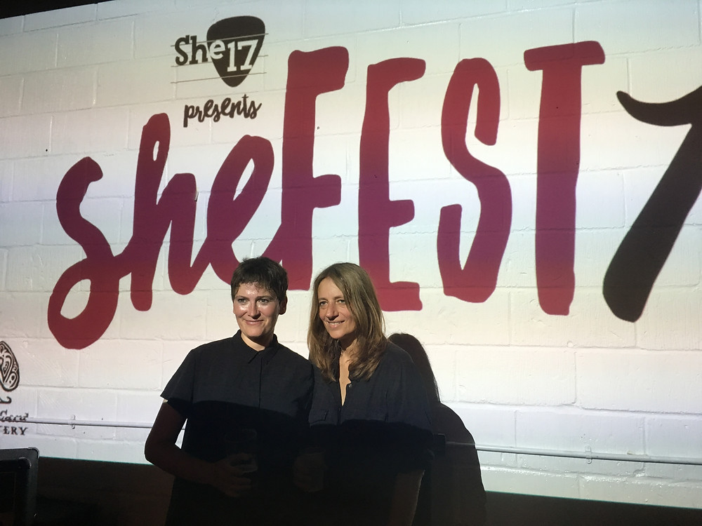 deux furieuses at She Fest 7 by @She17music