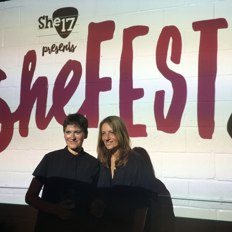 #SheFest7 all-dayer