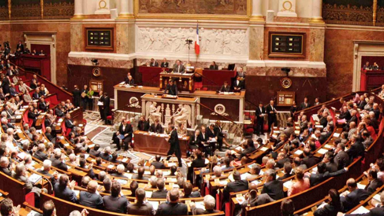 Audition à l'Assemblée Nationale
