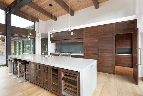 William's Joinery Custom Kitchen Cabinets and Kitchen Island