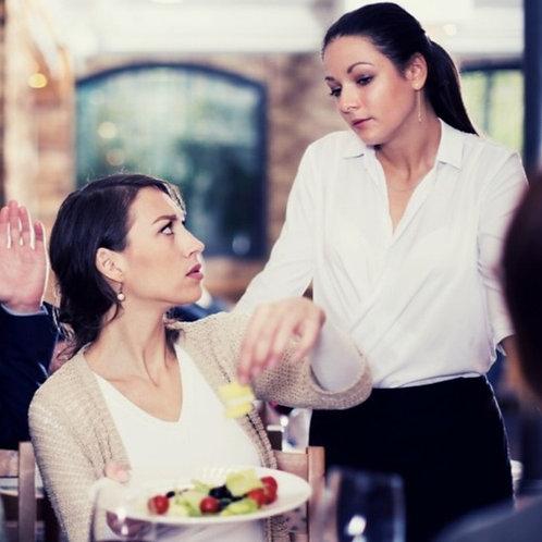 Customer Conflict Resolution