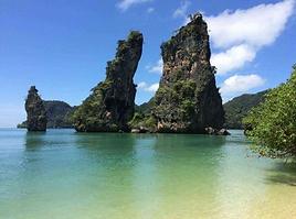 ISLAND PHANG NGA BAY ALOE NATURAL POOL VILLA RESORT KRABI AO NANG