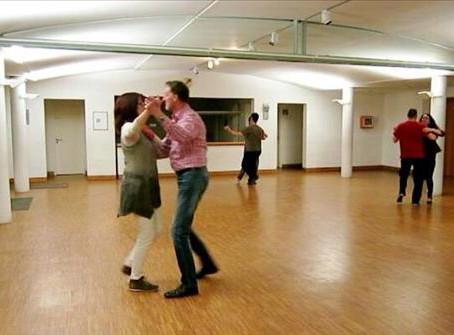 Tanzkurs im Forum der Schurwaldhalle