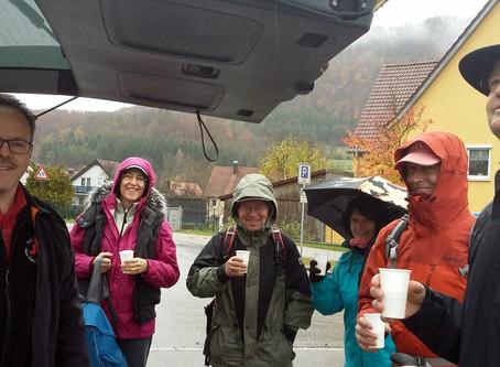 Wanderung auf die Schwäbische Alb