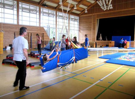 Drittes großes Kindersportfest
