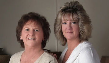 Kathleen and Terri Miller