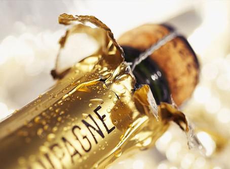 Um brinde ao ano novo