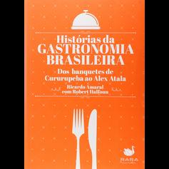 Histórias da gastronomia brasileira