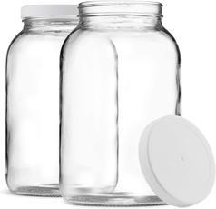 Jarra de vidro de 3,8 litros