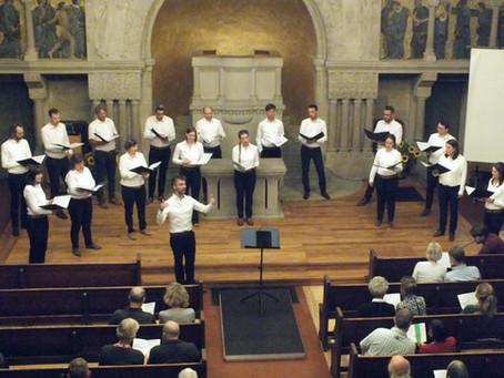 Neue Basler Plattform für Chormusik