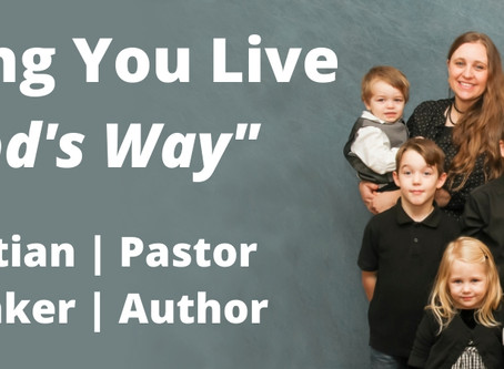 EYFPodcast- Exercise Your faith in your marriage and finances. Pastor Scott LaPierre.