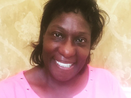 EYFPodcast- Exercise your faith even though no one else will. Delphine Kirkland's Story.