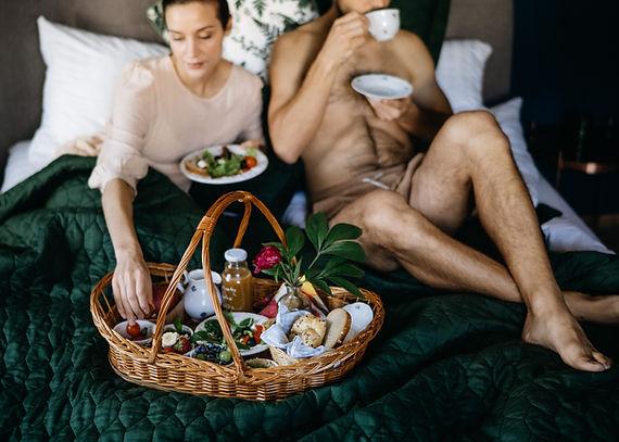 Snídaně do postele Boutique hotel Romantick