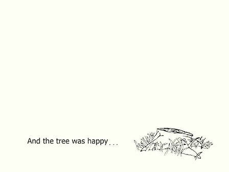 cgiving tree page 30