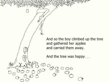 bgiving tree page 19
