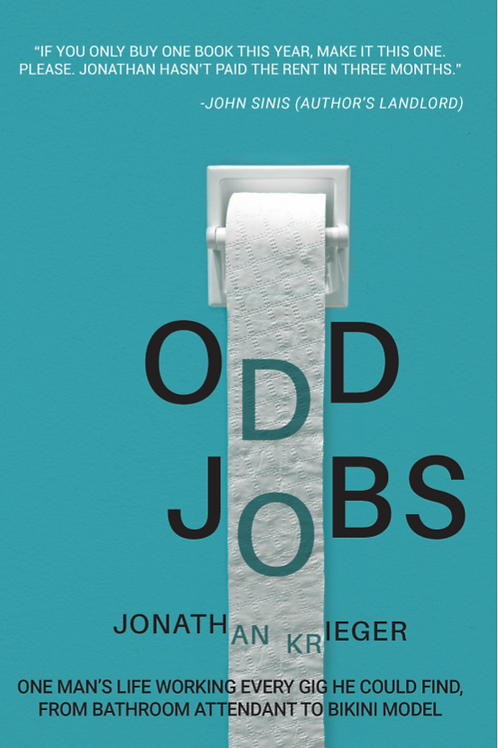 1 autographed copy of Odd Jobs