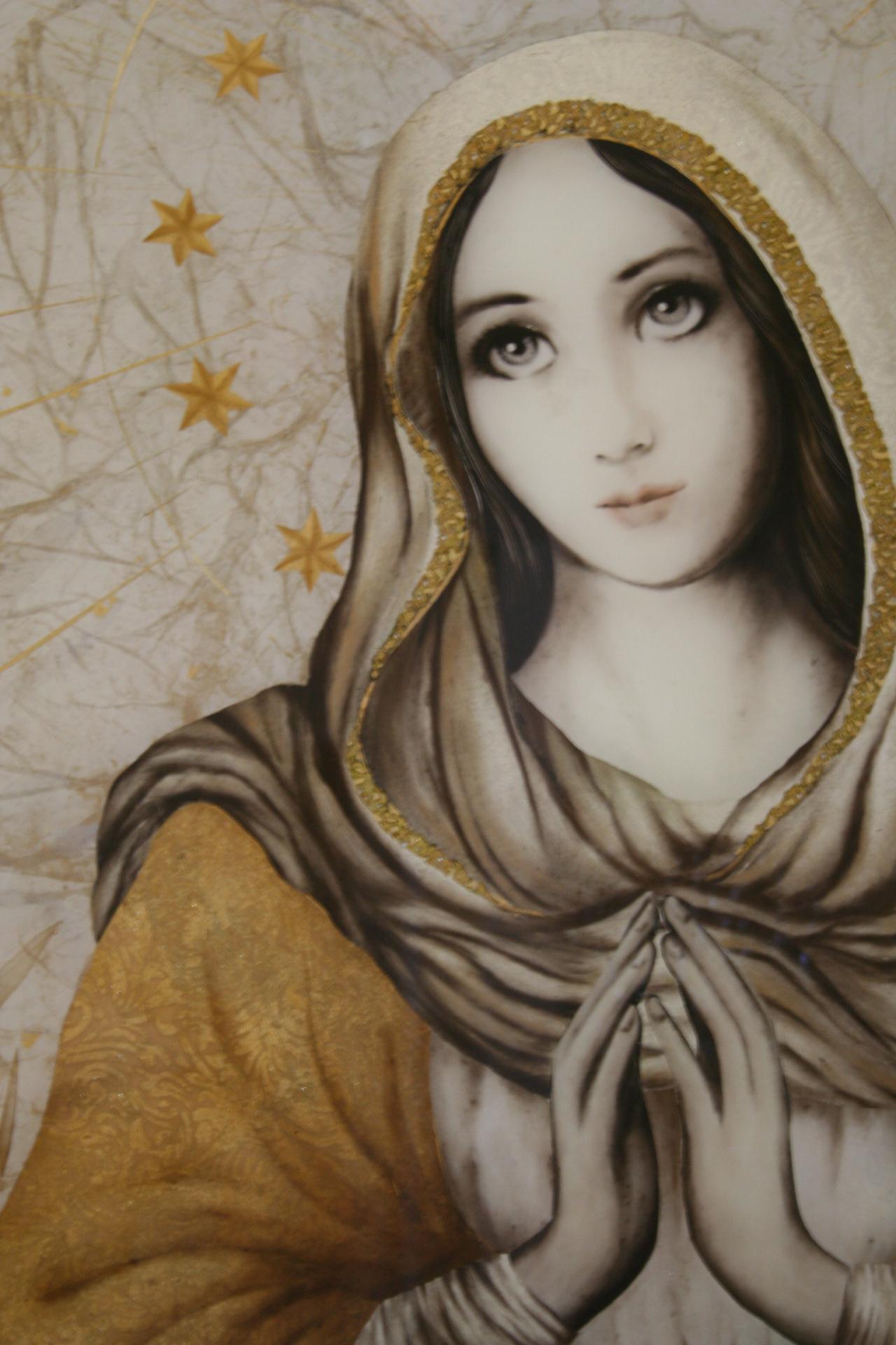 Maria - detail