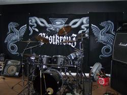 stage banners - Pestkreuz