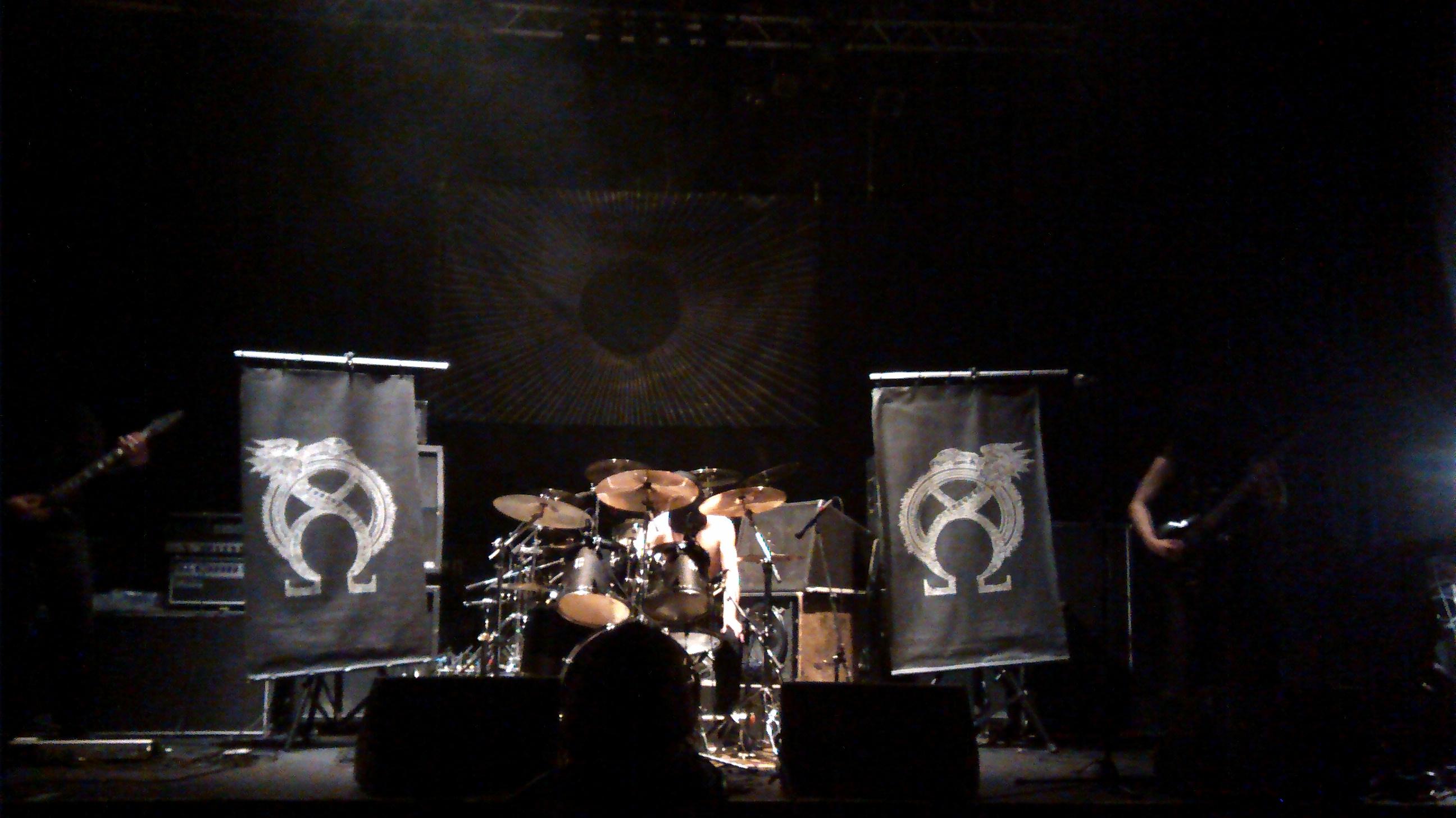 stage banners - Kafirun