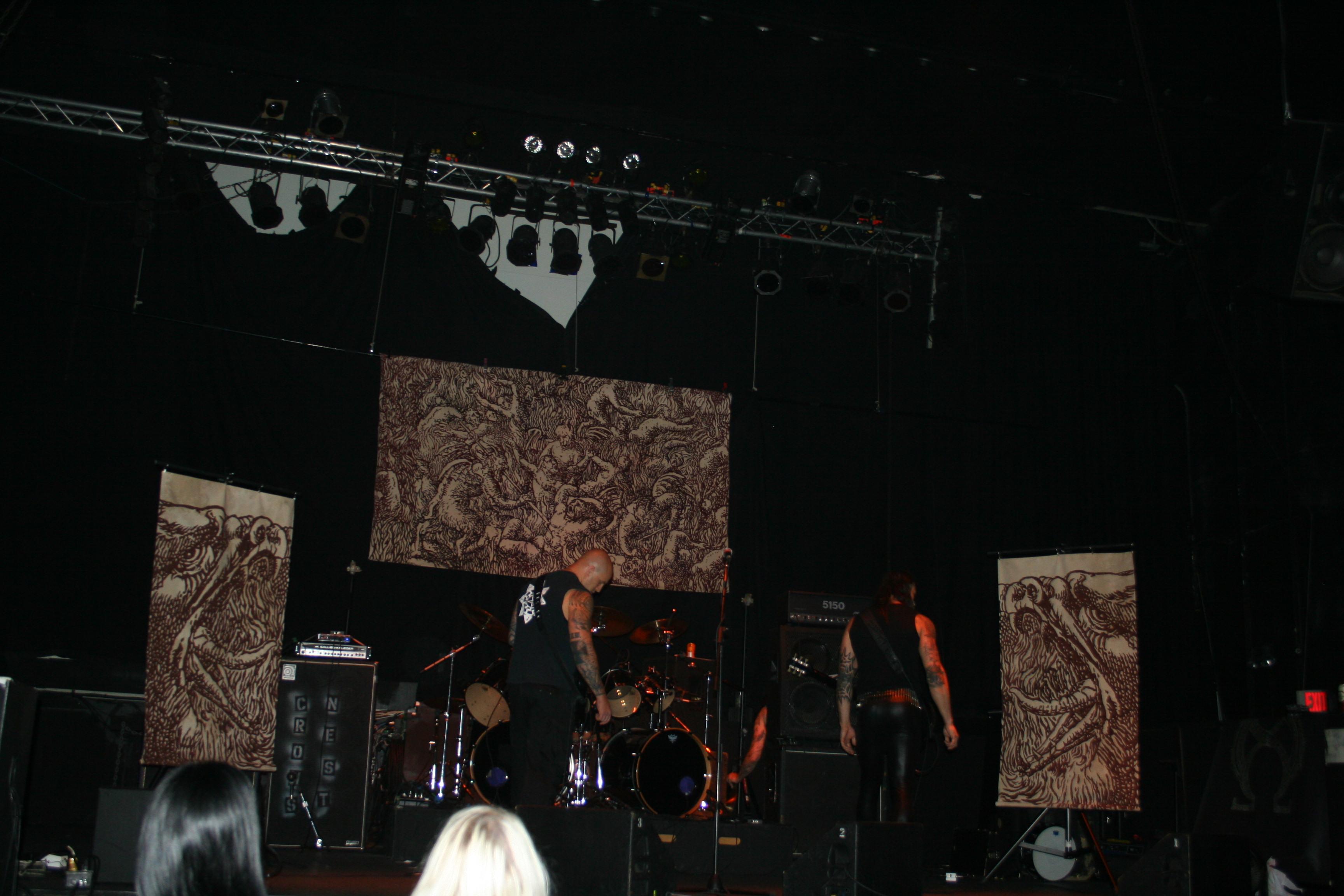stage banners - Hostium