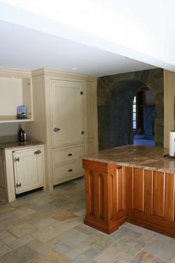 cabinet finish