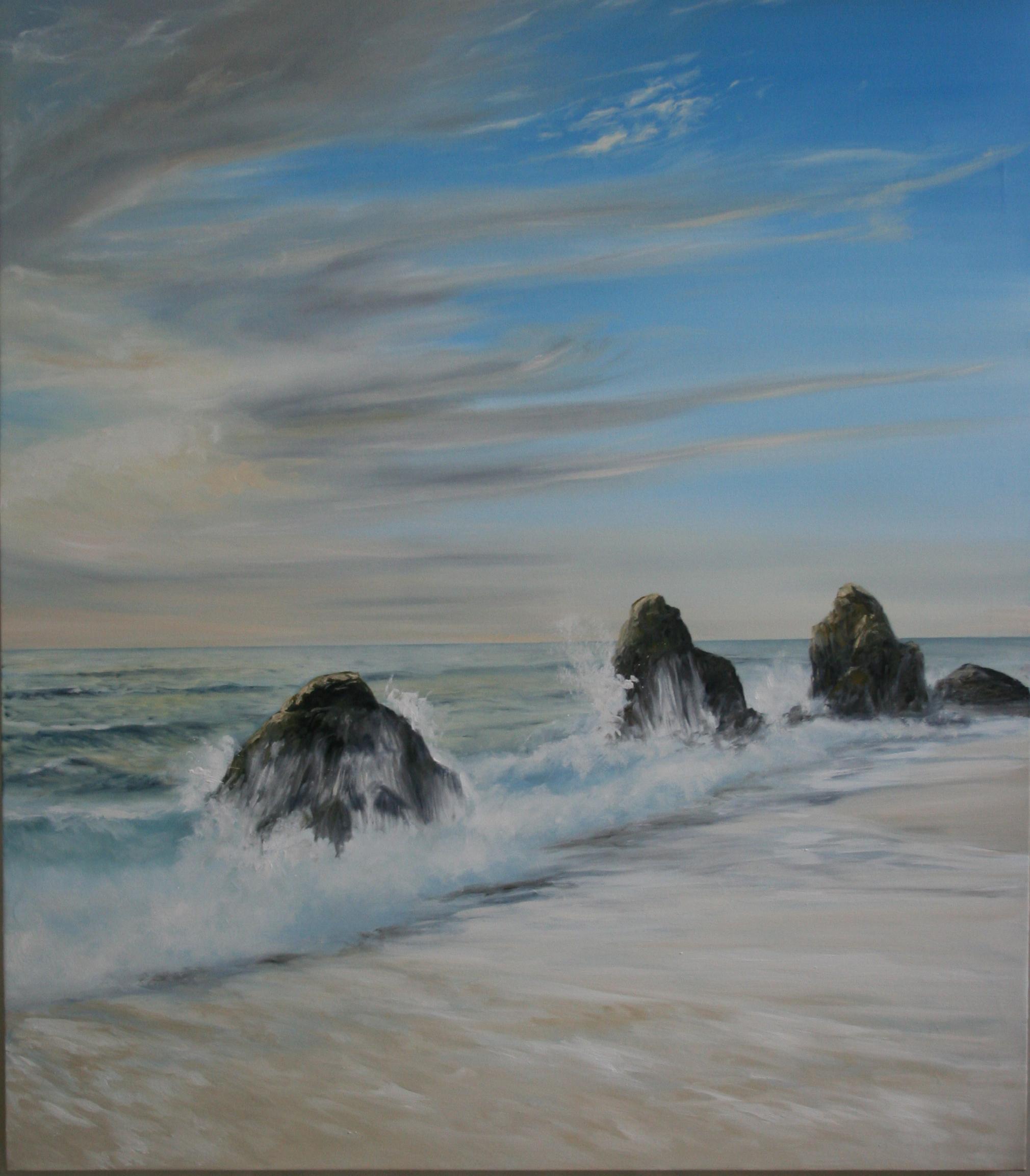 Beach Rocks - TWR Interiors