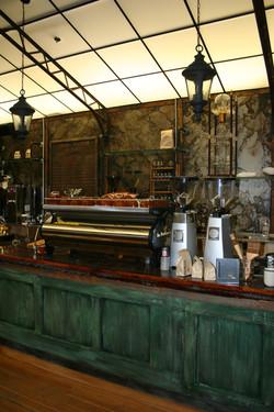 Platform 7 - Vancouver Coffee Shop