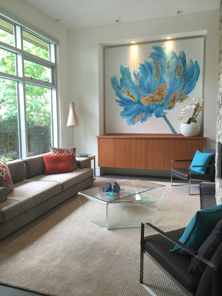 home stageing art - TWR Interiors