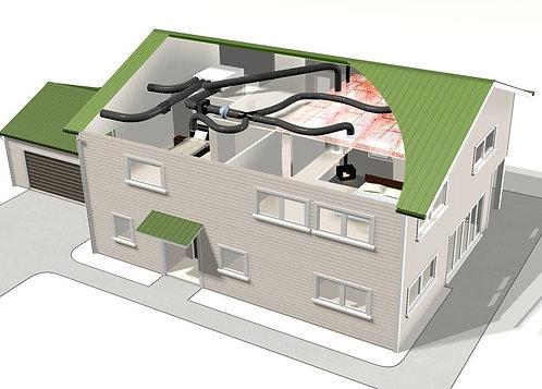 SmartVent Positve Pressure Ventilation System