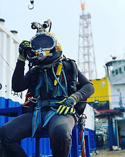 T7 Subsea - FPSO UWILD Project - Diver s