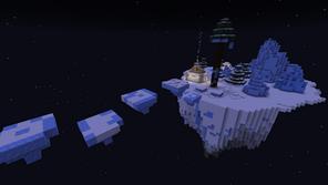 Icy Heat Mapa para Minecraft 1.15.2