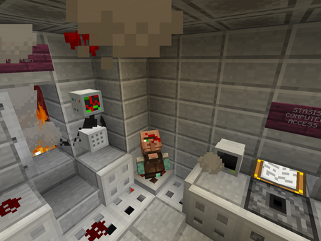 Galactic Escape Mapa para Minecraft 1.16.5