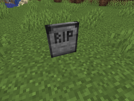 Simple Graves Mod para Minecraft 1.17.1