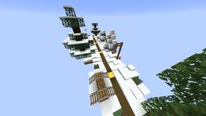 From Summer to Winter Mapa para Minecraft 1.16.5 / 1.16.2