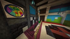 Ultra Trident Jumper Mapa para Minecraft 1.16.5 / 1.16.1