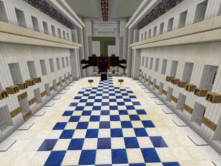 Tallcraft Dropper Mapa para Minecraft 1.10