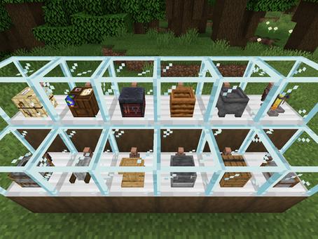 Easy Villager Mod para Minecraft 1.16.4