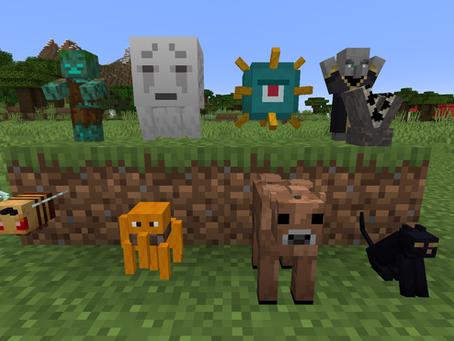 Statues Mod para Minecraft 1.17.1 / 1.16.5 / 1.15.2 / 1.14.4 / 1.12.2