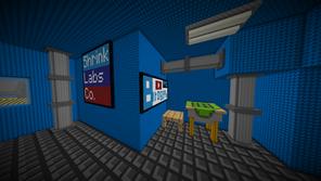 Shrink Parkour 3 - Mapa para Minecraft 1.16.4