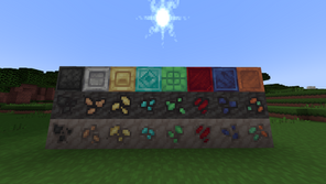 Deep Blue Texture Pack para Minecraft 1.17.1 / 1.16.5