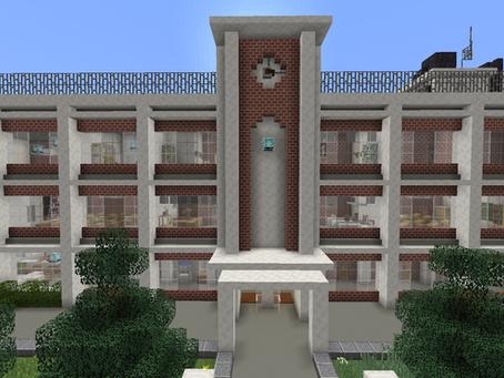 School Escape Mapa para Minecraft 1.16.5