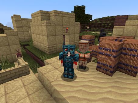 Mythic Texture para Minecraft 1.16.5 / 1.15.2 / 1.14.4