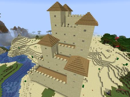 Castle Dungeons Mod para Minecraft 1.15.2 / 1.12.2